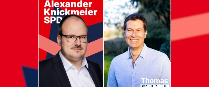 Treffen Sie Thomas Eiskirch und Alexander Knickmeier