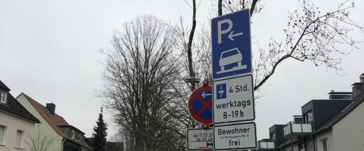 Anwohnerparken Brunsteinstr. / An der Schalwiese