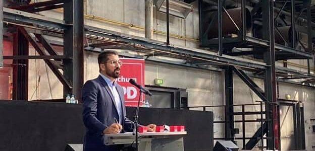 Drei für Bochum: SPD Bochum nominiert ihre drei Direktkandidat*innen für den Landtag NRW